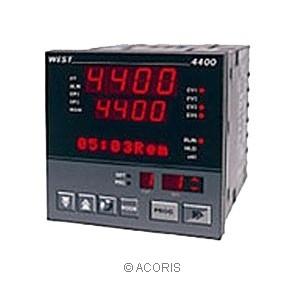 N4400 sortie 1 relais / logique WEST Instruments