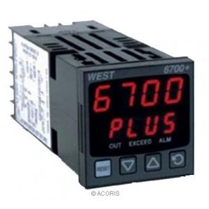 Unité d'alarme P6700 WEST Instruments