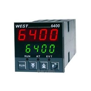 N6400 sortie 1 relais / logique WEST Instruments