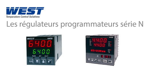 r�gulateurs programmateurs s�rie N WEST
